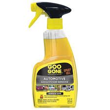 Goo Gone For Cars Automotive Spray Gel Goo Gone