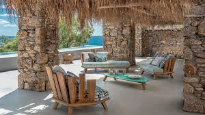 italian outdoor furniture