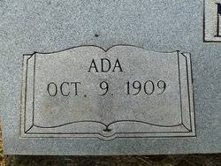 Ada Hawkins Magness (1909-2005) - Find A Grave Memorial