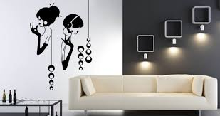 Glamour Girls Wall Decals Dezign With A Z