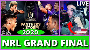 LIVE STREAM NRL GRAND FINAL 2020 ...
