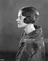 Stage, film and radio actress Polly Ward. She appeared occasionally... News  Photo - Getty Images