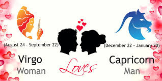 virgo woman and capricorn man love