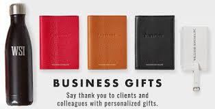 personalized business gifts corporate