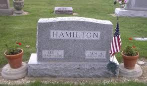 Lee Ivan Hamilton (1880 - 1956) - Genealogy