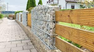 50 Gabion Wall And Fence Ideas Photos