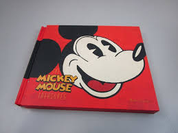 mickey mouse treasures coffee table
