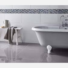 gloss brilliant white wall tile