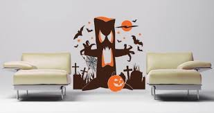 Creepy Tree Wall Decal Dezign With A Z