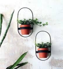 wall planter outdoor planters indoor