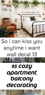 So I Can Kiss You Anytime I Want Wall Decal Bedroomdecoration Shop Now At Www Wallandroom Com Follow Us On Furniture Shop Small Master Bedroom Wall Decals