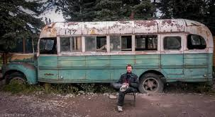 Into The Wild - In Memory of Chris McCandless - Born to Ride the World