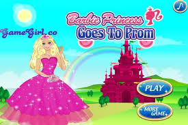 princess goes to prom make up games