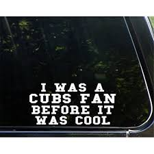 Black Color I Was A Cubs Fan Before It W Buy Online In India At Desertcart