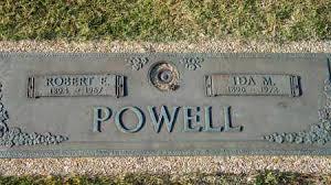 POWELL, ROBERT E - Baxter County, Arkansas | ROBERT E POWELL - Arkansas  Gravestone Photos