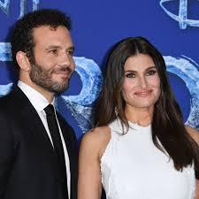 Frozen': This Is Idina Menzel's Husband Aaron