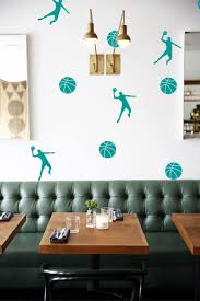 Boy Room Wall Decals Football Vinyl Decals Balls Wall Etsy