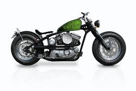 kick custom motorcycle paint i