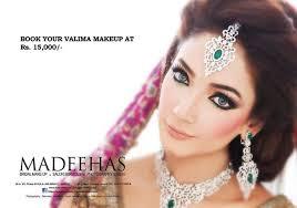 madeehas bridal makeup salon services