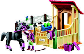 playmobil horse le with araber