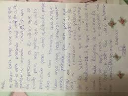 Algunas Cartas Que Nos Han Llegado Corazones De Papel