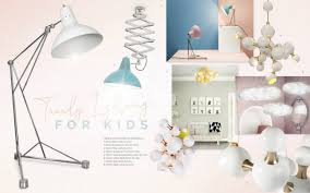 Kids Bedroom Trends 2019 The Best Lighting For Kids Spaces Inspirations