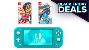 Black Friday 2019 Deals: Great Pokemon Sword And Shield Switch ...