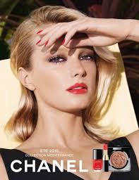 chanel makeup advert the art of mike