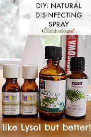 diy natural disinfectant spray like