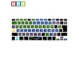 Hrh Serato Dj Functional Shortcuts Japanese Keyboard Cover Silicone Skin For Macbook Air 13 And For Macbook Pro 13 15 17 With Or W Out Retina Jp Layout Newegg Com