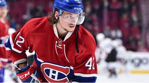 Canadiens recall Sven Andrighetto from St. John's