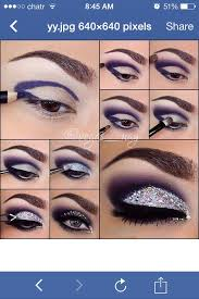 how to do eye makeup for night party