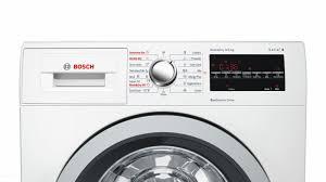 Máy Giặt Kết Hợp Sấy Cửa Trước BOSCH HMH WVG30462SG – KHOBEP.VN