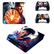 Marvel Avengers Doctor Strange Ps4 Slim Skin Sticker Consoleskins Co