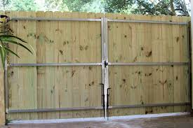 Square Tube Or C Channel For Gate Frame Home Improvement Stack Exchange