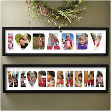 personalized picture ideas easy craft