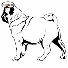 2020 Wholesale Pug Dog Car Stickers Waterproof Vinyl Decal Car Styling Motorcycle Decoration From Bulangying 23 12 Dhgate Com