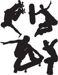 Skateboard Wall Decals Decorate Your Boys Bedroom Walls