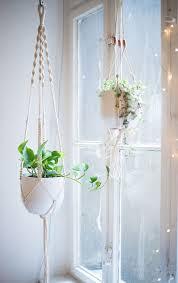 macrame wall hangings plant hangers