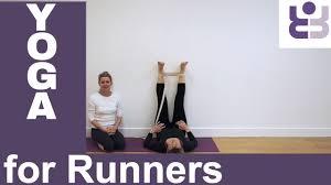 yoga poses for runners viparita karani