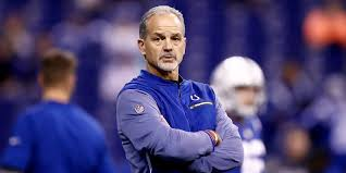 Colts fire coach head coach Chuck Pagano after 4-12 season - Business  Insider
