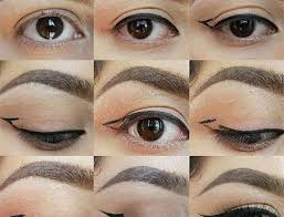 best hooded eyes makeup tutorial for