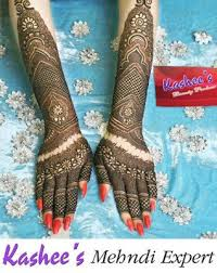 kashees simple mehndi designs