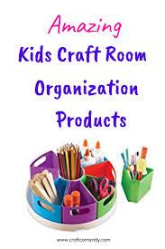 Kids Craft Room Organization Made Easy Craft Corner Diy