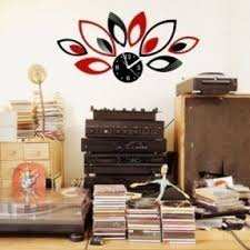 Red Wall Clock Ideas On Foter