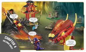 LEGO® NINJAGO: Build Your Own Adventure: With Lloyd Minifigure and ...