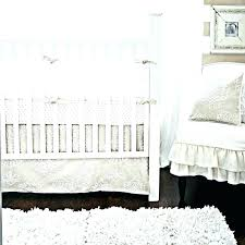 pink nursery bedding
