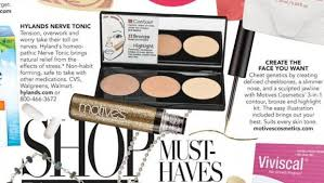 motives cosmetics featured in elle