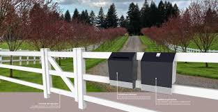 Opie Fence And Letterboxes Scintilla Design