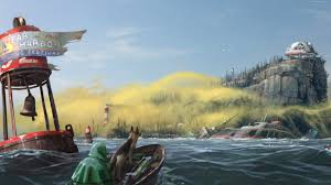 fallout 4 far harbor hd games 4k
